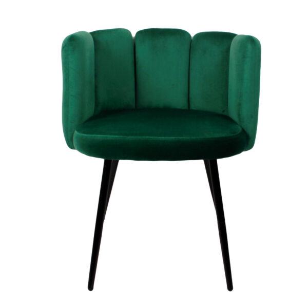 High Five Chair Emerald green 5