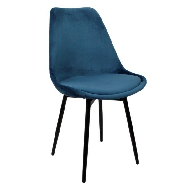 Leaf chair ocean blue 1 1