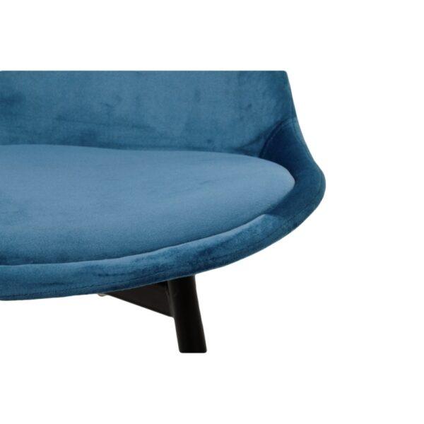 Leaf chair ocean blue 6 1
