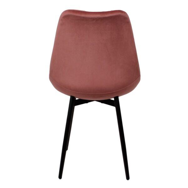 Leaf chair pink3