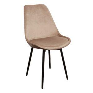 Leaf chair sand white 1
