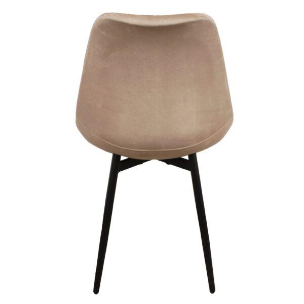Leaf chair sand white 3