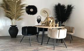 higfive chair zwart en zand 1