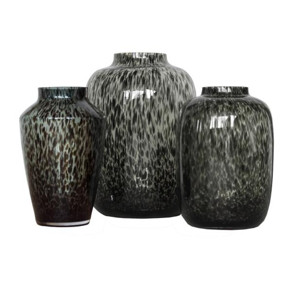 Kara grey cheetah set